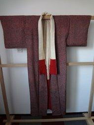 Traditionele Japanse Vintage Kimono Oud Antiek Japan