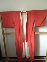 Traditionele Japanse Kimono Rood