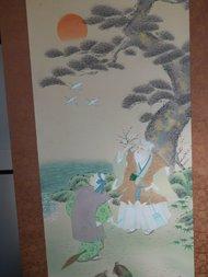 Japanse Scroll