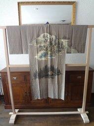 Japanse Nagajuban Kimono MatsuHuis Japan Vintage Japan