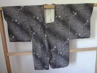 Japanse Haori Golvend Rose Bloem Japans Kimono jasje