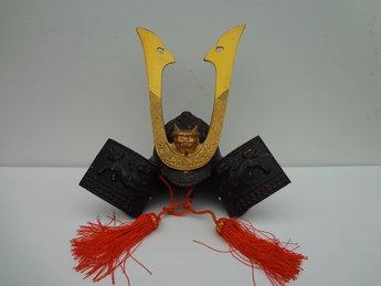 Japanse genji kabuto samurai helm japans