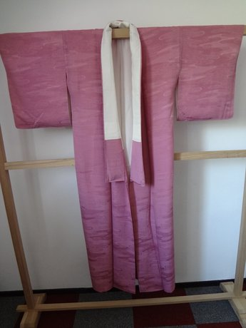 Traditionele Japanse Kimono Rose Japan