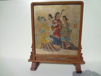 Japanse schilderij takamatsuzuka-kofun asuka bijin japan vintage