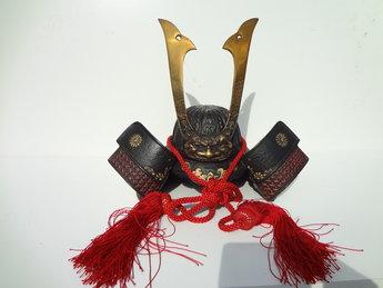 Japanse Samurai Genji Kabuto Showa Periode