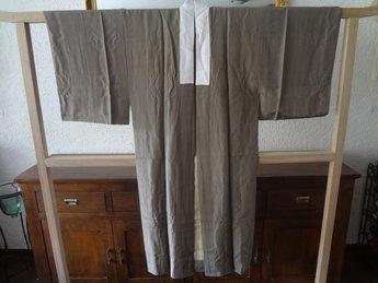 Traditionele japanse nagajuban kimono uchi japans showa huis