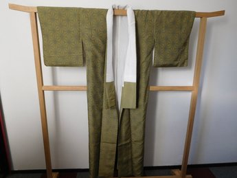 Traditionele Japanase Kimono ster bloem