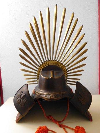Japanse Kabuto Helm Dai Toyotomi Hideyoshi