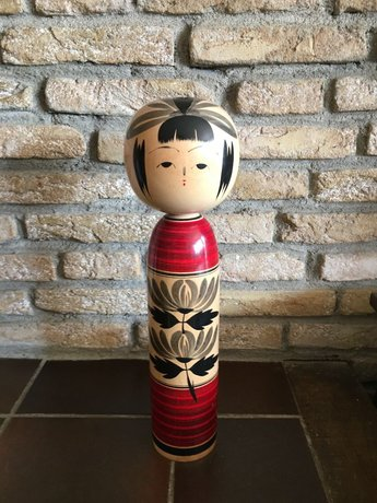 Traditionele Japanse Kokeshi