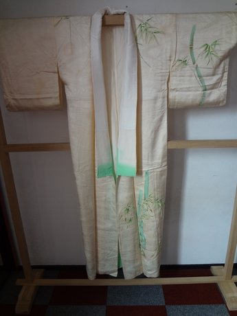 Traditionele Japanse Kimono Bamboo