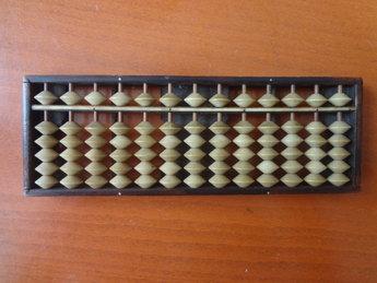 Japanse Abacus Soroban telraam