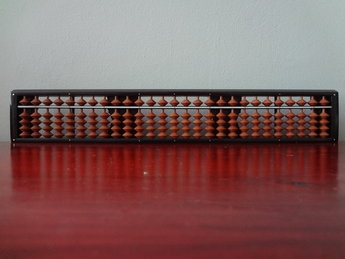 Japanse Soroban Abacus Telraam Japan