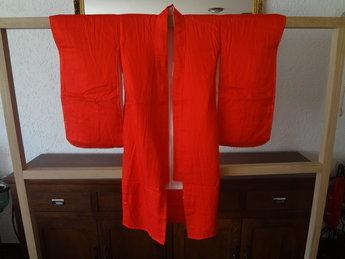 Japanse Kinder Kimono rood Japan