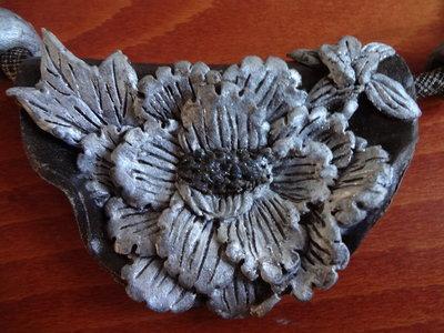 Japanse ketting Botanische Bloem door keiko yamano Japan Osaka